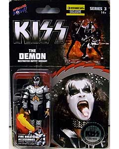 BIF BANG POW! KISS DESTROYER 3.75インチアクションフィギュア DEMON WITH FIRE