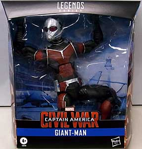 HASBRO MARVEL LEGENDS 2019 映画版 CAPTAIN AMERICA: CIVIL WAR GIANT-MAN
