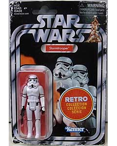 HASBRO STAR WARS 3.75インチアクションフィギュア RETRO COLLECTION STORMTROOPER