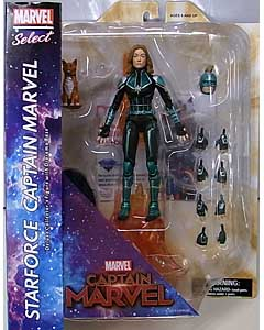 DIAMOND SELECT MARVEL SELECT 映画版 CAPTAIN MARVEL STARFORCE CAPTAIN MARVEL