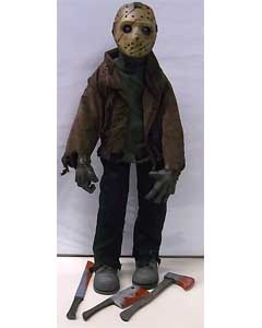 個人ハンドメイド品 MODERN HORROR CUSTOM DOLL JASON VOORHEES [B]