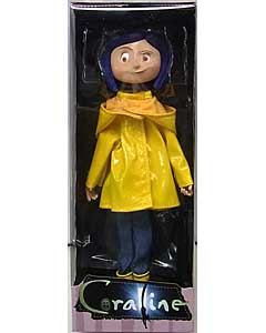 NECA CORALINE BENDY FASHION DOLL CORALINE [YELLOW RAINCOAT] パッケージワレ特価