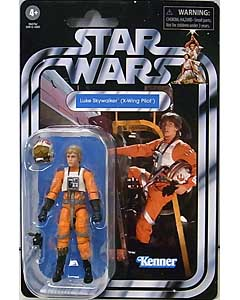 HASBRO STAR WARS 3.75インチアクションフィギュア THE VINTAGE COLLECTION 2019 LUKE SKYWALKER (X-WING PILOT) VC158