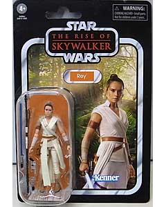 HASBRO STAR WARS 3.75インチアクションフィギュア THE VINTAGE COLLECTION 2019 REY [THE RISE OF THE SKYWALKER] VC156 ブリスターワレ特価