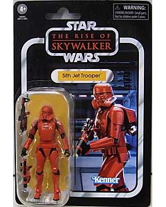 HASBRO STAR WARS 3.75インチアクションフィギュア THE VINTAGE COLLECTION 2019 SITH JET TROOPER [THE RISE OF THE SKYWALKER] VC159