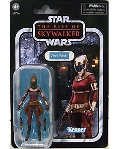 HASBRO STAR WARS 3.75インチアクションフィギュア THE VINTAGE COLLECTION 2019 ZORII BLISS [THE RISE OF THE SKYWALKER] VC157