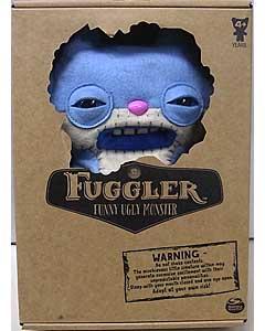 SPIN MASTER FUGGLER FUNNY UGLY MONSTER 9インチプラッシュドール SKETCHY SQUIRREL [PERIWINKLE BLUE]