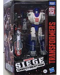 HASBRO TRANSFORMERS SIEGE DELUXE CLASS AUTOBOT MIRAGE