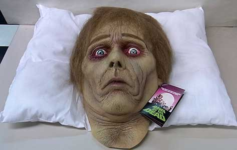 TRICK OR TREAT STUDIOS DAWN OF THE DEAD ROGER PILLOW PAL PROP