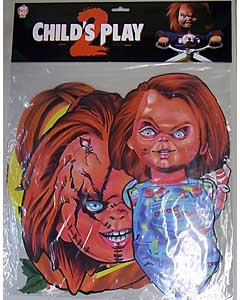 TRICK OR TREAT STUDIOS WALL DECOR CHILD'S PLAY SERIES 1