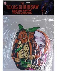 TRICK OR TREAT STUDIOS WALL DECOR THE TEXAS CHAINSAW MASSACRE SERIES 1