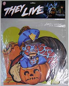 TRICK OR TREAT STUDIOS WALL DECOR THEY LIVE SERIES 1