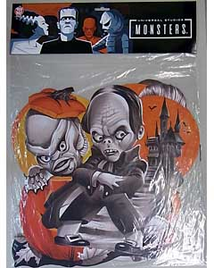 TRICK OR TREAT STUDIOS WALL DECOR UNIVERSAL MONSTERS SERIES 2