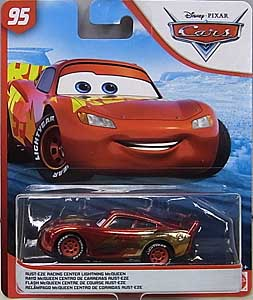 MATTEL CARS 2019 シングル RUST-EZE RACING CENTER LIGHTNING McQUEEN 台紙傷み特価