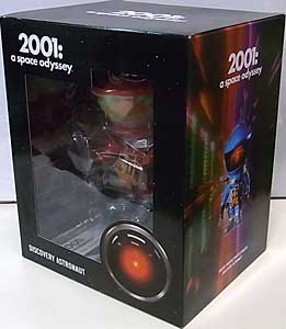 STAR ACE デフォリアル 2001: A SPACE ODYSSEY DISCOVERY ASTRONAUT RED SPACE SUIT VER.
