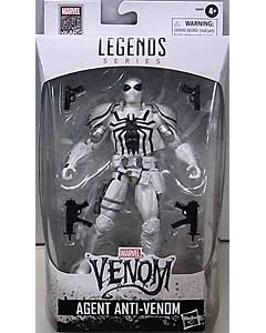 HASBRO MARVEL LEGENDS 2019 MARVEL 80 YEARS GAMESTOP限定 VENOM AGENT ANTI-VENOM