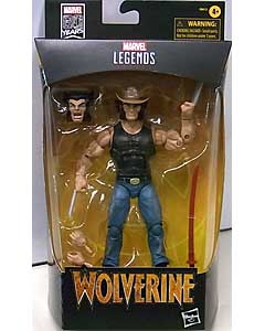 HASBRO MARVEL LEGENDS 2019 MARVEL 80 YEARS WOLVERINE COWBOY LOGAN