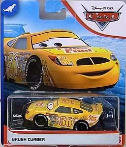 MATTEL CARS 2019 シングル BRUSH CURBER