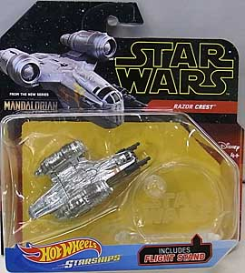 MATTEL HOT WHEELS STAR WARS DIE-CAST VEHICLE 2019 RAZOR CREST