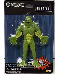 その他・海外メーカー UNIVERSAL STUDIOS MONSTERS BEND-EMS CREATURE FROM THE BLACK LAGOON 台紙傷み特価