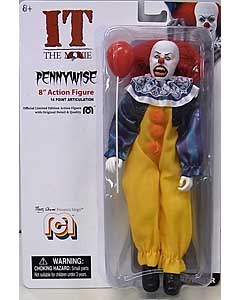 MEGO 8INCH ACTION FIGURE IT [1990] PENNYWISE