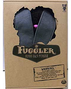 SPIN MASTER FUGGLER FUNNY UGLY MONSTER 9インチプラッシュドール RABID RABBIT [BROWN]