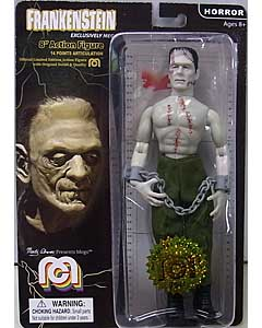 MEGO 8INCH ACTION FIGURE FRANKENSTEIN [BARE CHESTED WITH PAINTED STITCHES]