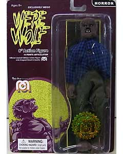 MEGO 8INCH ACTION FIGURE WEREWOLF [FULL BODY FLOCK] 台紙傷み特価