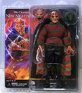 NECA WES CRAVEN'S NEW NIGHTMARE 8インチドール FREDDY KRUEGER