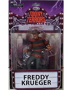 NECA TOONY TERRORS シリーズ1 A NIGHTMARE ON ELM STREET FREDDY KRUEGER 台紙傷み特価