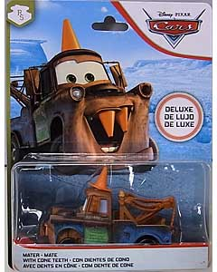 MATTEL CARS 2019 DELUXE MATER WITH CONE TEETH