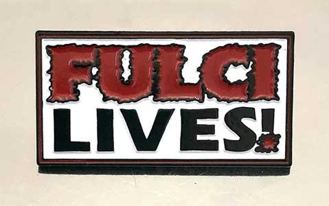 ROTTEN PINS ORIGINAL エナメルピン FULCI LIVES!