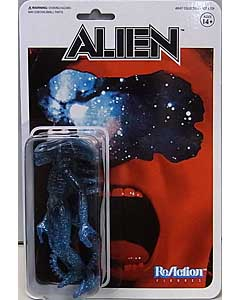 SUPER 7 REACTION FIGURES 3.75インチアクションフィギュア ALIEN XENOMORPH [ALIEN DAY 2019 EXCLUSIVE]