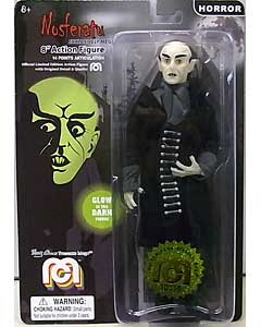 MEGO 8INCH ACTION FIGURE NOSFERATU [GLOW IN THE DARK] 台紙傷み特価