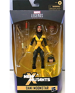 HASBRO MARVEL LEGENDS 2019 WALGREENS限定 X-MEN NEW MUTANTS DANI MOONSTAR パッケージ傷み特価