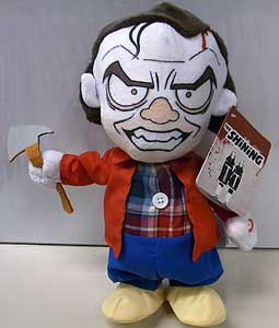 MAGIC POWER MOVING & TALKING 12インチプラッシュ THE SHINIHG ANIMATED JACK TORRANCE