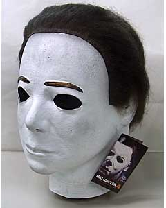 TRICK OR TREAT STUDIOS ラバーマスク HALLOWEEN 4: THE RETURN OF MICHAEL MYERS MICHAEL MYERS