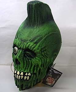 TRICK OR TREAT STUDIOS ラバーマスク THE RETURN OF THE LIVING DEAD MOHAWK ZOMBIE