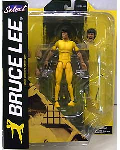 DIAMOND SELECT BRUCE LEE SELECT BRUCE LEE [YELLOW JUMPSUIT]