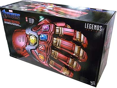 HASBRO MARVEL LEGENDS 2019 AVENGERS: ENDGAME POWER GAUNTLET