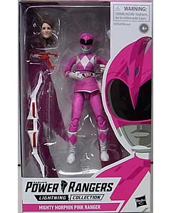 HASBRO POWER RANGERS LIGHTNING COLLECTION 6インチアクションフィギュア MIGHTY MORPHIN PINK RANGER