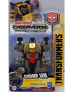 HASBRO アニメ版 TRANSFORMERS CYBERVERSE POWER OF THE SPARK SCOUT CLASS GRIMLOCK 台紙傷み特価