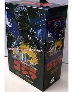 NECA GODZILLA 6インチサイズアクションフィギュア GODZILLA 1985 [MOVIE POSTER BOX Ver.]