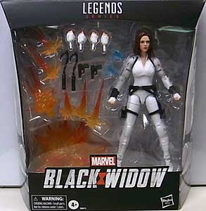 HASBRO MARVEL LEGENDS 2020 映画版 BLACK WIDOW DELUXE BLACK WIDOW
