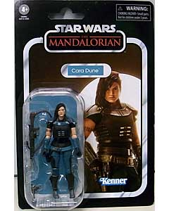HASBRO STAR WARS 3.75インチアクションフィギュア THE VINTAGE COLLECTION 2020 CARA DUNE [THE MANDALORIAN] VC164