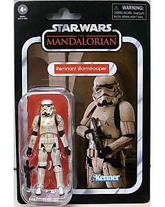 HASBRO STAR WARS 3.75インチアクションフィギュア THE VINTAGE COLLECTION 2020 REMNANT STORMTROOPER [THE MANDALORIAN] VC165