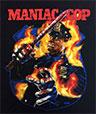 MANIAC COP / マニアック・コップ / 地獄のマッドコップ (バックプリント有り)