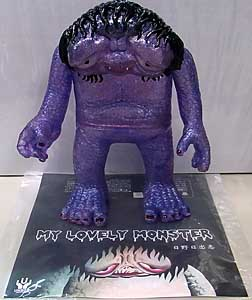UNBOX INDUSTRIES MY LOVELY MONSTER [PURPLE VERSION]