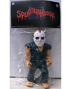 UNBOX INDUSTRIES SPLATTERHOUSE RICK VINYL FIGURE [BLOODY VERSION]