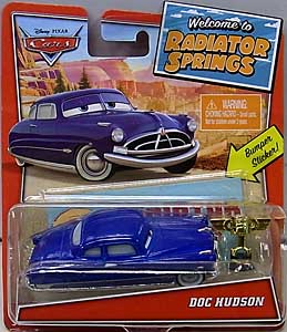 MATTEL CARS 2020 WELCOME TO RADIATOR SPRINGS シングル DOC HUDSON 台紙傷み特価